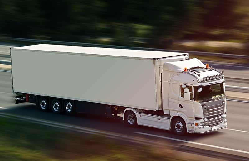 LKW als Beispiel für LKW Weiterbildungen
