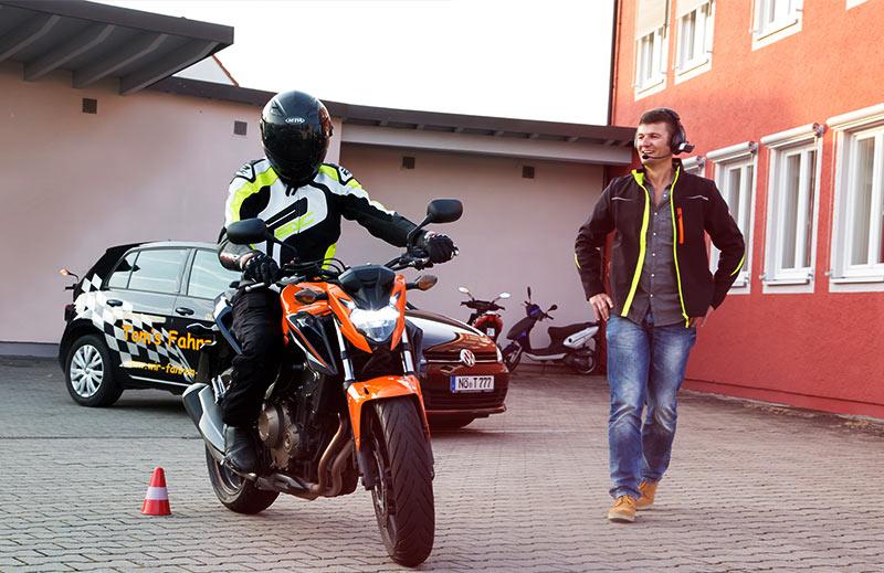 Fahrlehrer (m/w) In Vollzeit